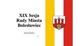 XIX sesja Rady Miasta Bolesławiec