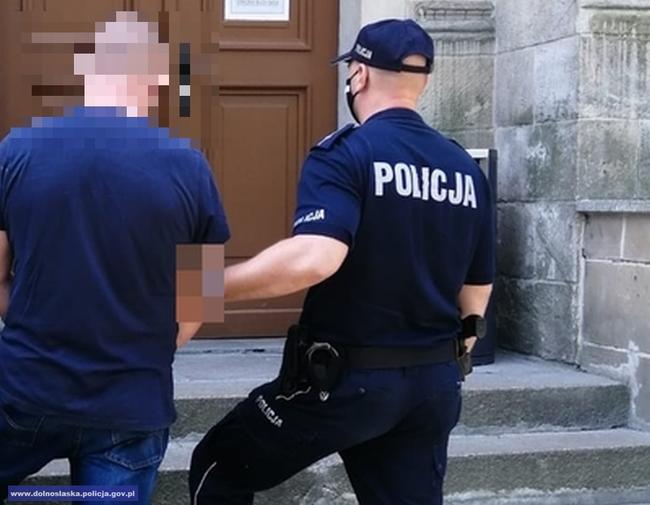 Trzy miesiące aresztu dla stalkera