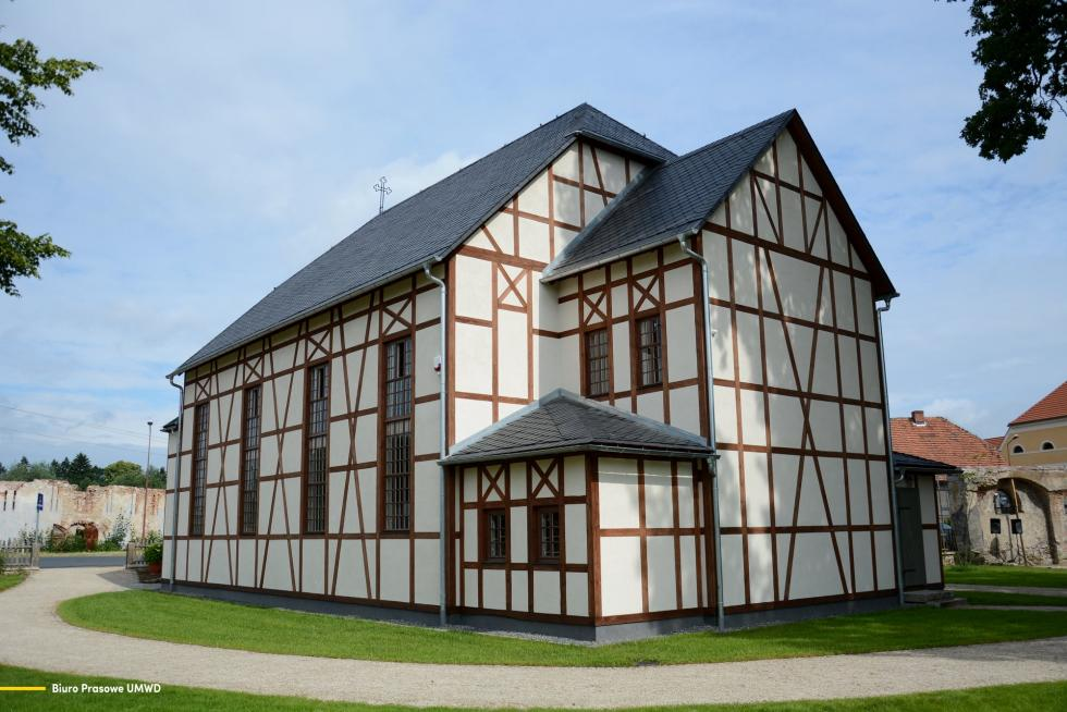 Śląski Dom Modlitwy odzyskał dawny blask