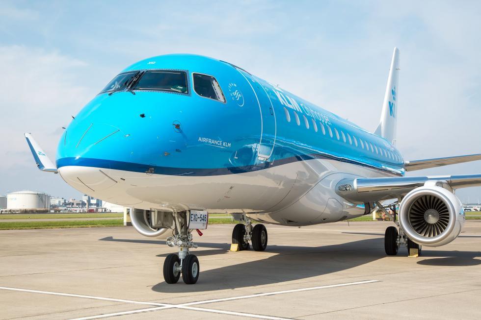 KLM wraca doWrocławia - nowe procedury na lotnisku