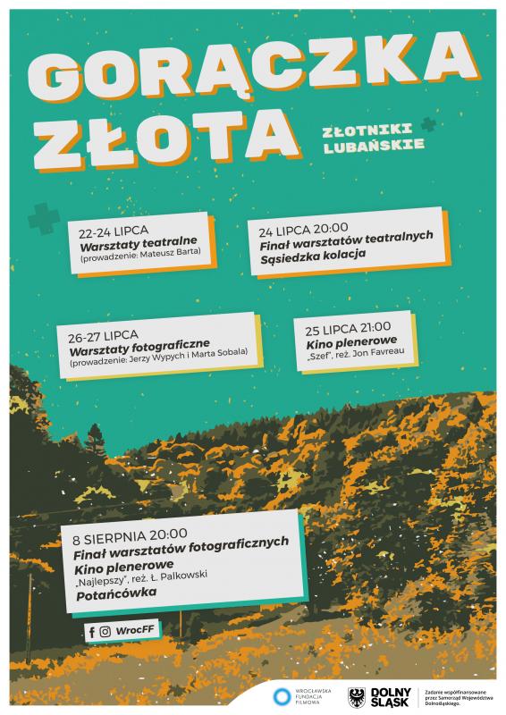 """Filmowa """"Gorączka Złota"""" wZłotnikach Lubańskich"""