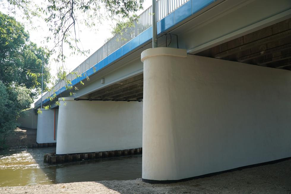 Most przy ulicy Mostowej oddany doużytku