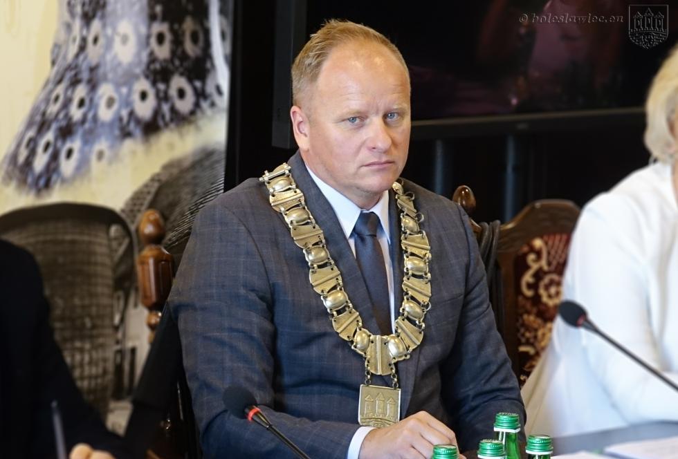 Jarosław Kowalski zrzekł się mandatu radnego