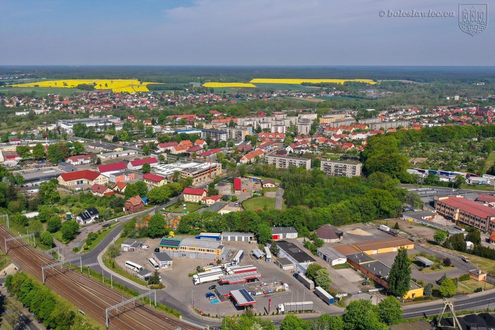 Regulamin utrzymania czystości iporządku na terenie Bolesławca