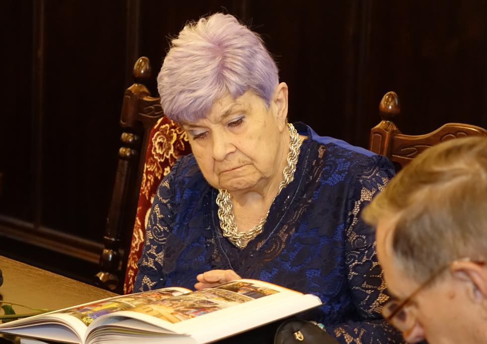 Tytuł Honorowego Obywatela Miasta Bolesławiec dla Janiny Urszuli Piestrak-Babijczuk