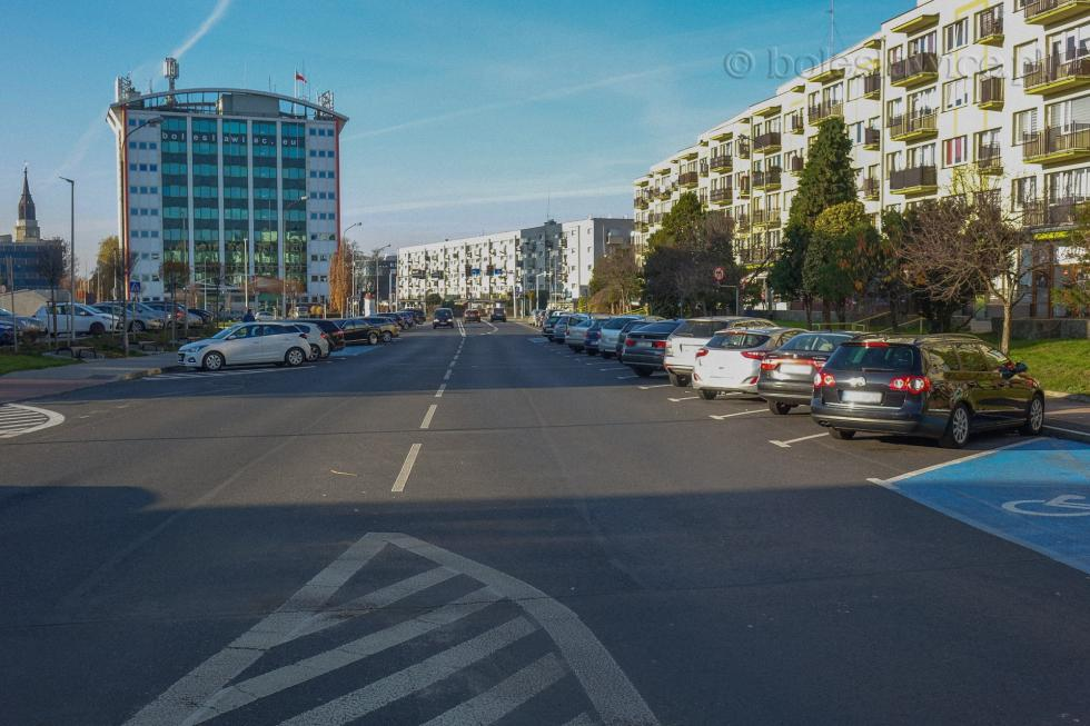 Strefa płatnego parkowania odmaja 2021 r.