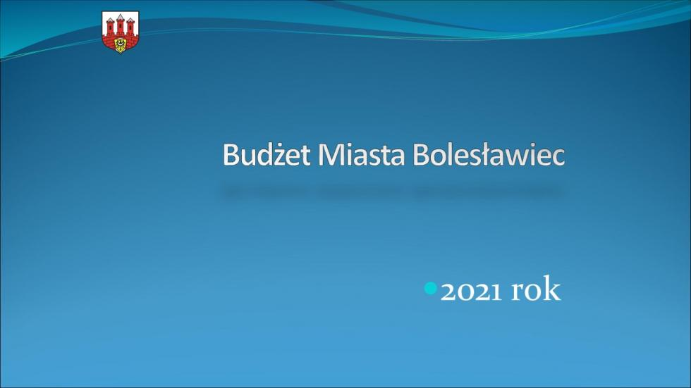 Budżet na 2021 uchwalony