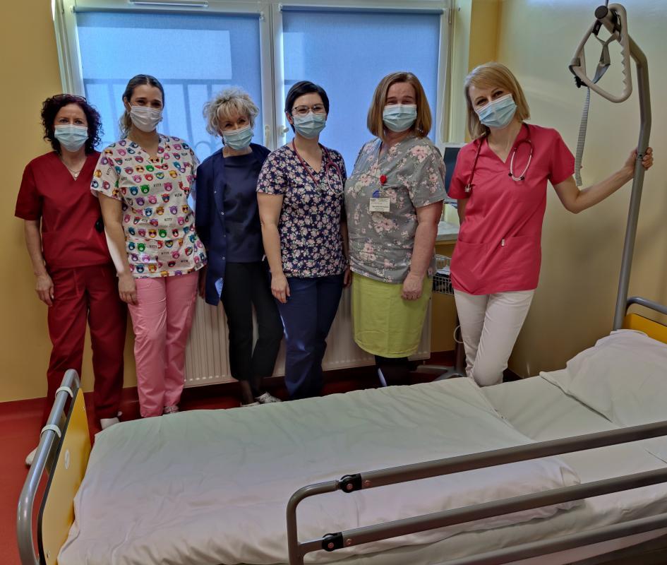 Oddział Pediatryczny wznowił działalność