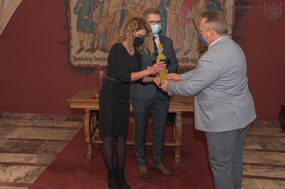 Nagrody za promocję  Bolesławca w2020 przyznane