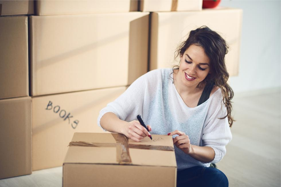 Przeprowadzka- jak odpowiedniozapakować rzeczy?