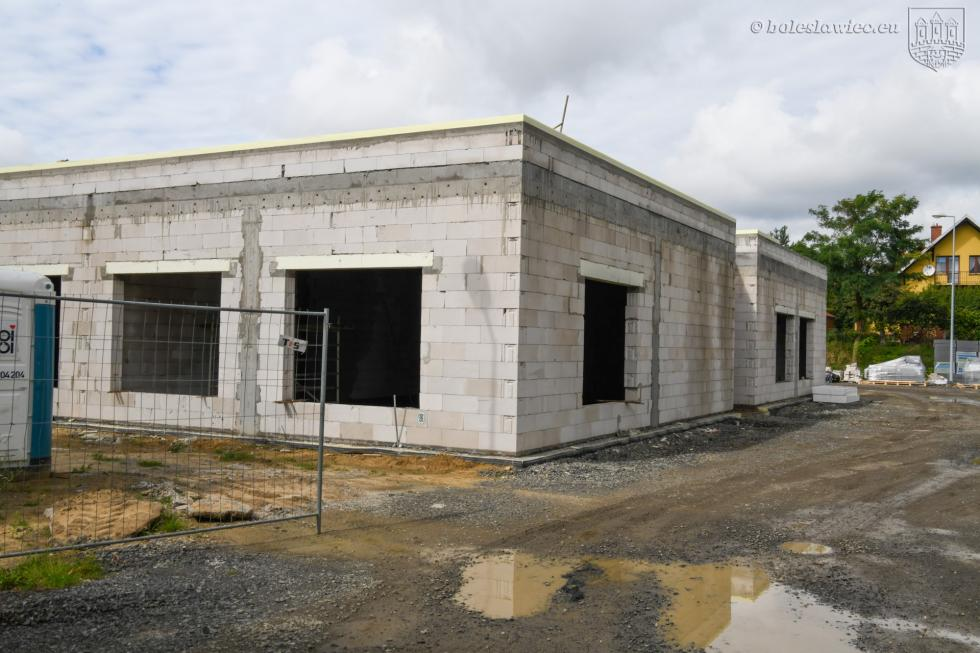 Budowa przedszkola na lewobrzeżnej części miasta
