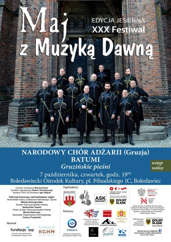 """Zespół """"Batumi"""" wBolesławcu"""